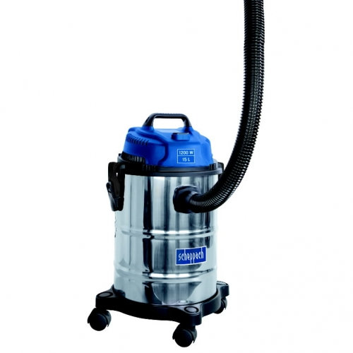 SCHEPPACH Wet & dry vacuum cleaner ASP 15-ES, blower function,