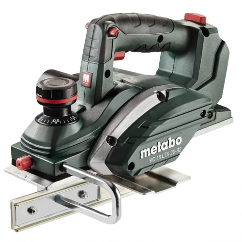 METABO Cordless planer HO 18 LTX 20-82, without battery/charger,