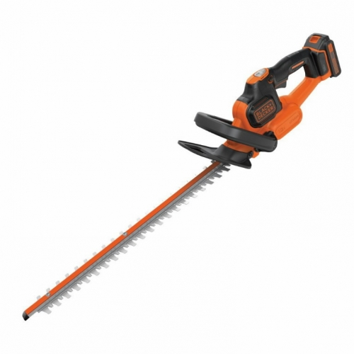 BLACK+DECKER Cordless hedge trimmer GTC18452PC / 18 V / 2 Ah / 45 cm / PC,