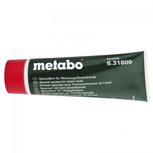 METABO Smēre SDS perforatora uzgalim. 100ml,